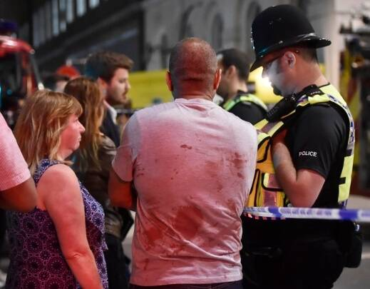 london attack, london terror attack, london bridge terror attack, london bridge attack, borough market, london news, world news, indian express, indian express news