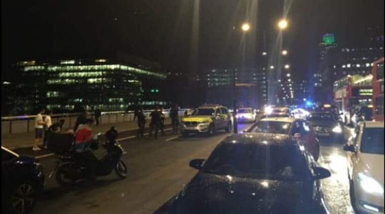 london bridge, london bridge incident, world news, indian express news