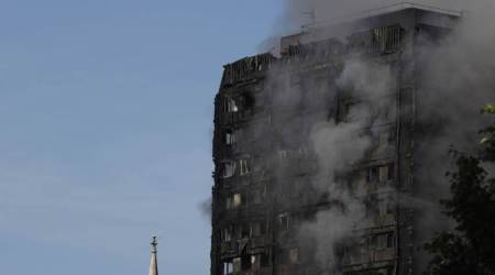 London blaze: Fasting Muslims helped save lives