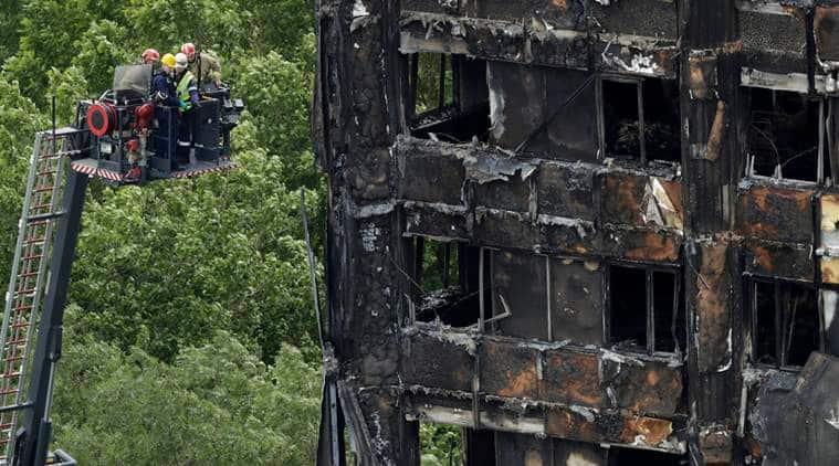 london, london tower fire, london fire, london apartment tower, london news, world news