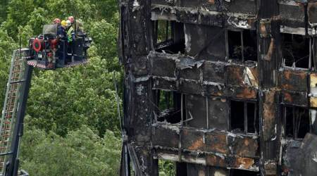 London tower fire: 79 people presumed dead