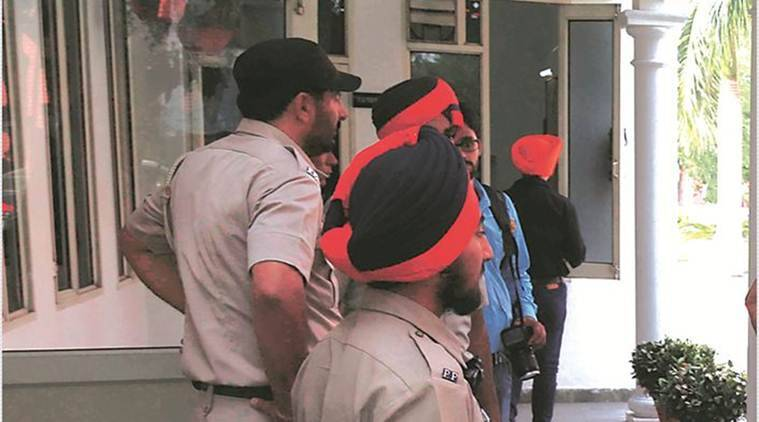 KVM, Ludhiana sexual assault case, KVM, Ludhiana sexual assault, KVM Ludhiana Molestation, KVM Ludhiana, Indian Express, Indian Express News