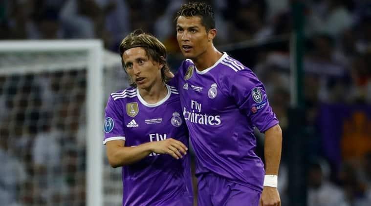Luka Modric, Champions League, Cristiano Ronaldo