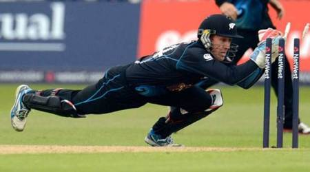 Luke Ronchi, New Zealand, Indian Express