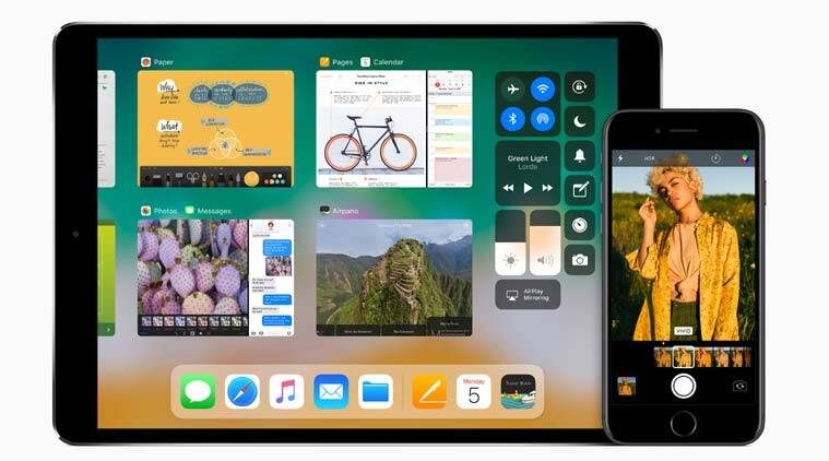WWDC 2017: Apple presents iOS 11 with an AR Kit for Developers