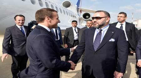 Emmanuel Macron to focus on Libya conflict, Qatar crisis during his one-day Morocco visit