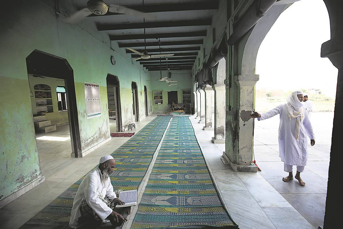 mewat, madrasa, indian express