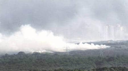 NDRF raises stink over base location near Deonardump