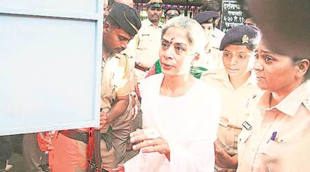 Byculla jail inmate death: Indrani Mukerjea produced before CBI court, ordered to undergo medical examination
