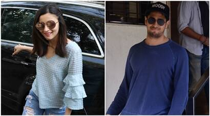 Alia Bhatt, Sidharth Malhotra end rumours of tensions between them, Saif Ali Khan and Kareena Kapoor workout together