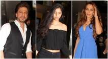 tubelight, tubelight screening, Shah Rukh Khan, Suhana Khan, salman khan, tubelight screening images, tubelight screening photos, kabir khan, Matin Rey Tangu, Nawazuddin Siddiqui, Iulia Vantur, shahrukh salman, indian express