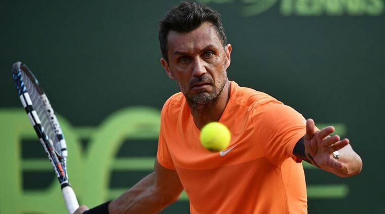Paolo Maldini To End Professional Tennis Career The