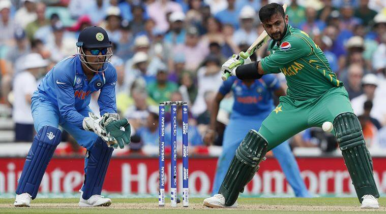 Shoaib Malik, Pakistan, Indian Express