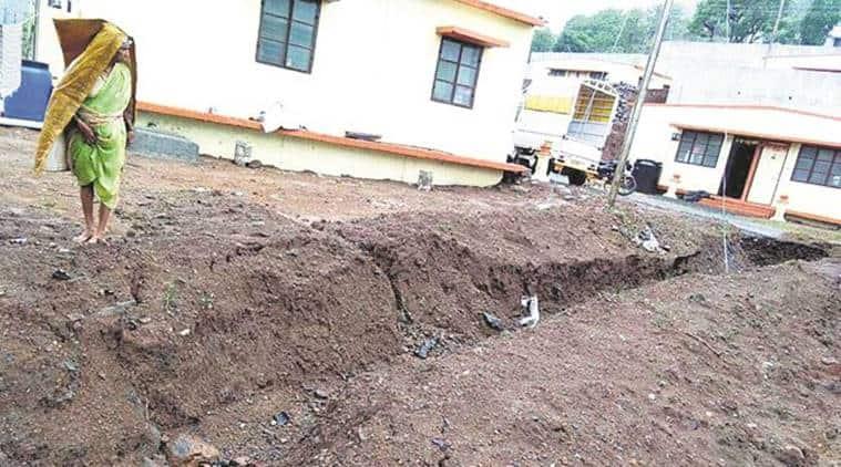 Malin village rains, Pune rains, Malin village landslide