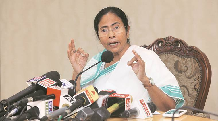 mamata banerjee news, intolerance news, india news, indian express news