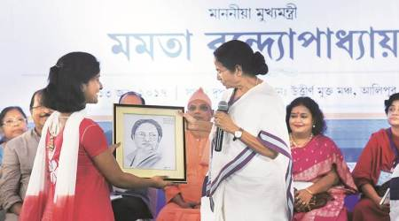 Mamata felicitates toppers of state, central boardexams
