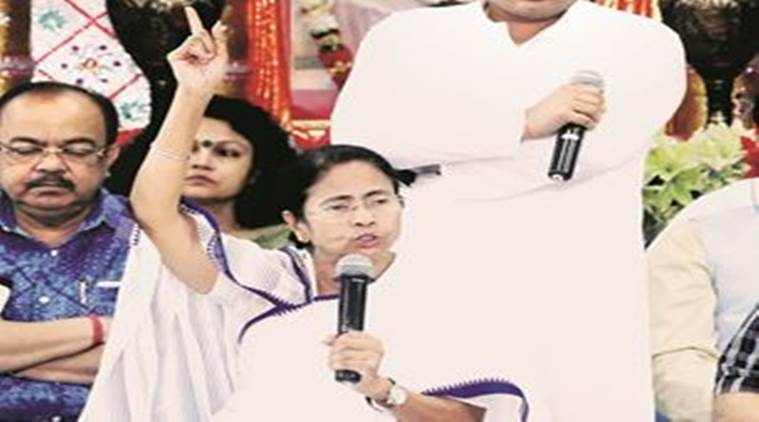 Mamata Banerjee, Mamata Banerjee on GST, West Bengal GST, West Bengal government, Kolkata News, Indian Express News