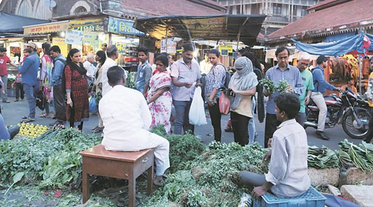 maharashtra farmers strike, farmers strike, maharashtra vegetable market, maharashtra farmers, india news, indian express news