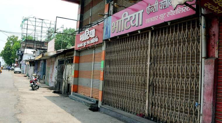 mandsaur, mandsaur curfew, madhya pradesh, mandsaur farmer protest, shivraj chouhan fast, india news