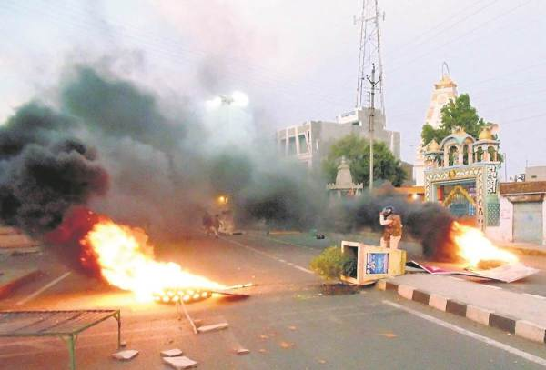 farmer protest, madhya pradesh, mandsaur, mp violence, indian express