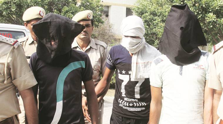 Gurgaon widow raped , accused arrested