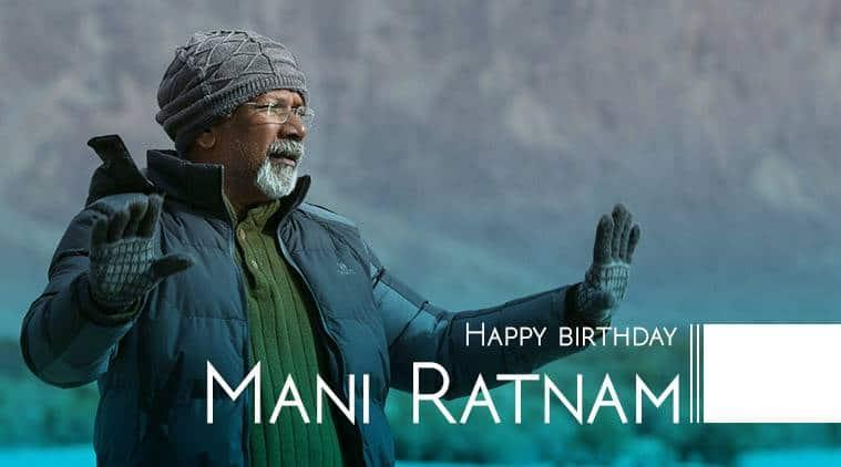Mani Ratnam, Mani Ratnam birthday, Happy birthday mani ratnam, mani ratnam films, mani ratnam pics