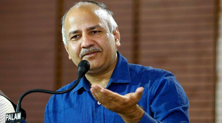 manish sisodia, delhi deputy cm, deputy chief minister, Manish Sisodia delhi heritage capital, indian express news