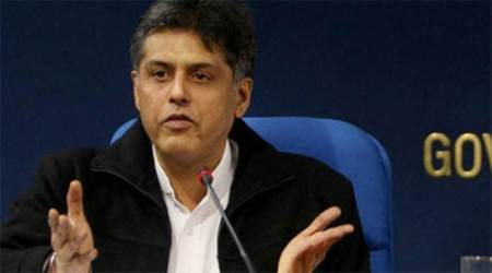 Indian economy on the verge of anarchy: Manish Tewari