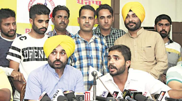 Bhagwant Mann, saud,i, sushmaa swaraj, promise of jobs, human trafficking