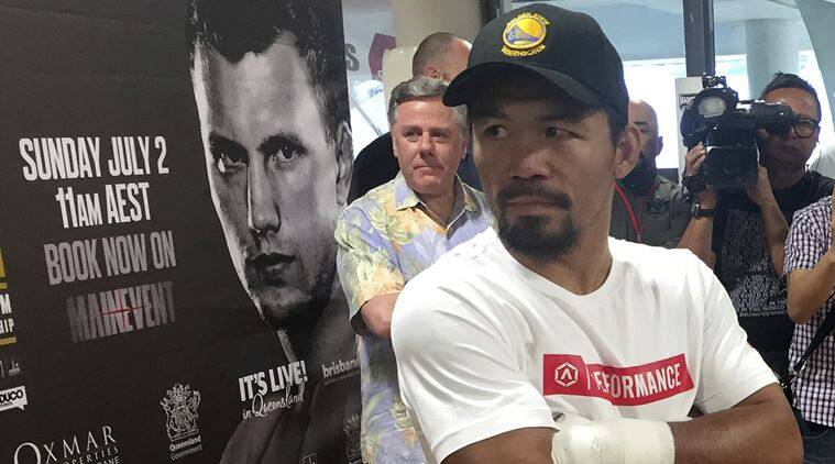 Manny Pacquiao, Floyd Mayweather, Jeff Horn, Fight of the Century, Pac-Man