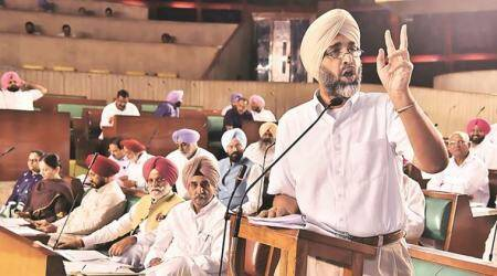 Punjab Budget 2017-18: Focus on reducing debt, minimising waste, says Manpreet Singh Badal
