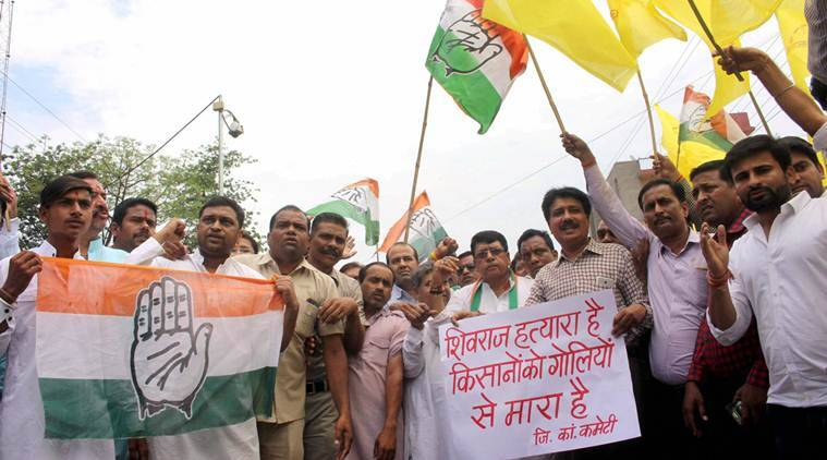 rahul gandhi, mandsaur, madhya pradesh violence, mandsaur farmer protest, congress farmers, farmer agitation, india news