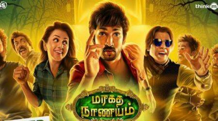 Maragatha Naanayam: Here's why you should watch this Aadhi, Nikki Galrani film. Watch video