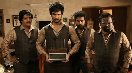 Maragatha Naanayam movie review: The trail of this emerald artefact is engaging and thrilling