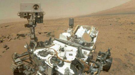 NASA Curiosity rover finds diverse minerals in Mars rocks