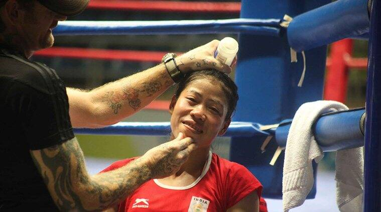 Mary Kom, India, Indian Express