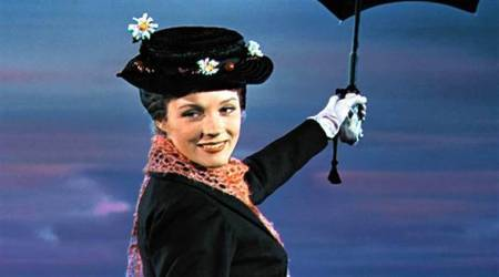Julie Andrews won't appear in Mary PoppinsReturns