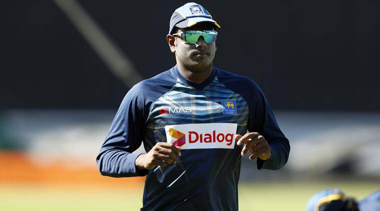 ICC Champions Trophy 2017, Angelo Mathews,Angelo Mathews Sri Lanka, Sri Lanka, Sri Lanka Angelo Mathews, sports news, Cricket, Indian Express
