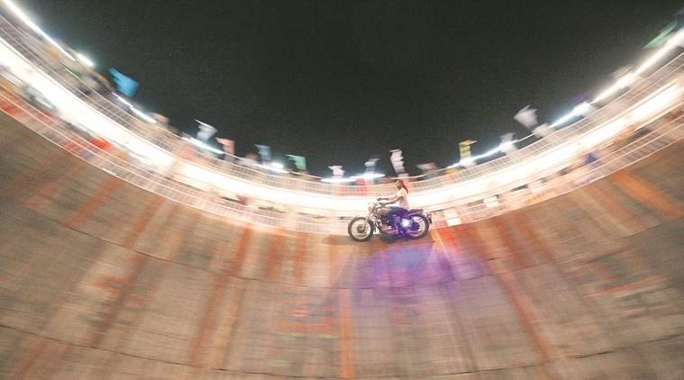 The Motorcycle Diaries | India News, The Indian Express