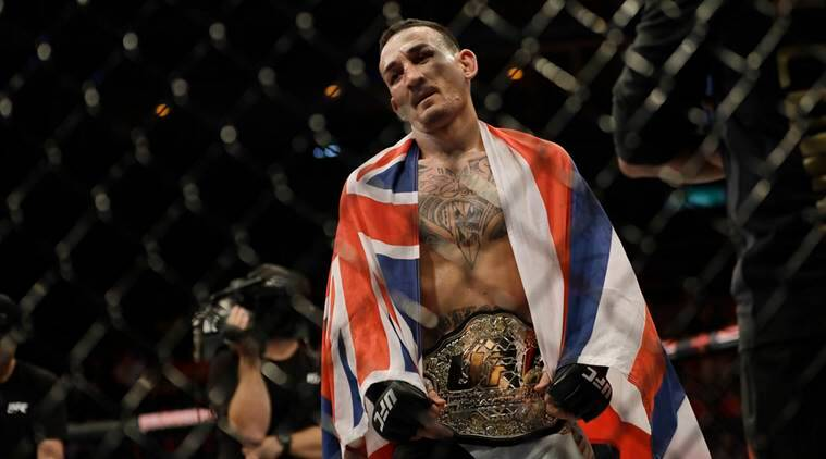 Image result for max holloway belt