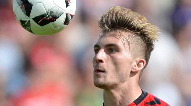 Maximilian Philipp, Borussia Dortmund, Indian Express