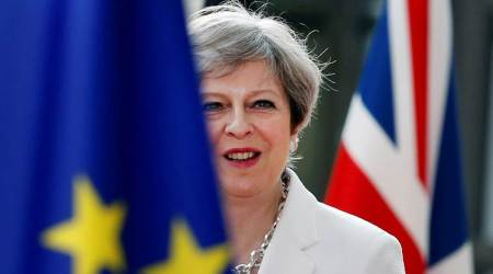 Taking back control? Britain's Theresa May to make high-stakes Brexit speech
