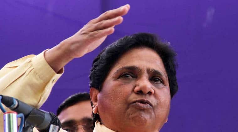 Ram Nath Kovind, Mayawati, Dalit