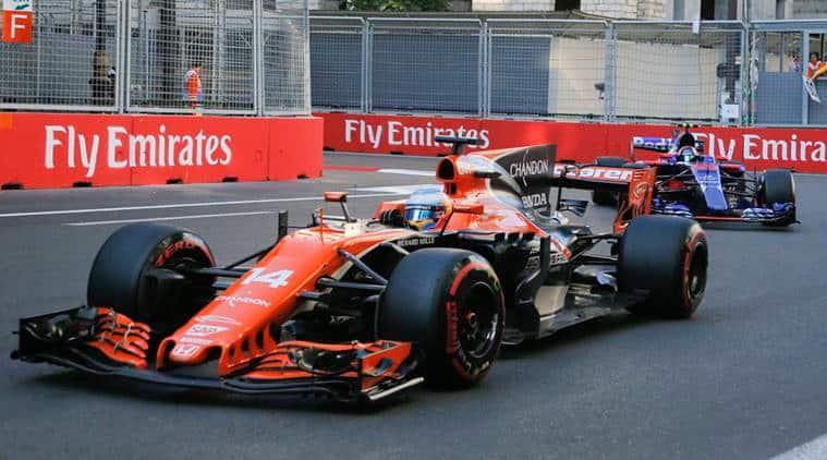 McLaren, Formula One, Azerbaijan, Honda, Eric Boullier
