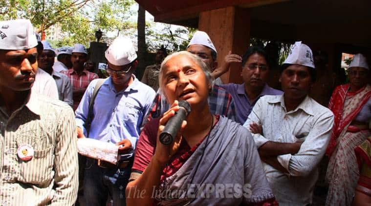 Medha Patkar, Medha Patkar health, Medha Patkar strike, Medha Patkar strike news, Medha Patkar health news, Medha Patkar protest, Sardar Sarovar Dam project