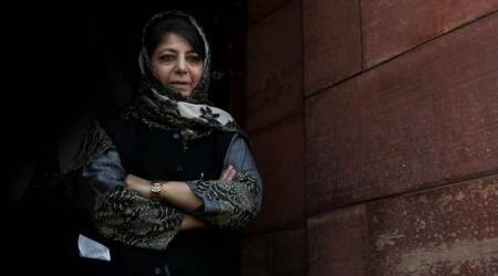 Centre approves 1-year extension to J-K chief secy on Mehbooba's request