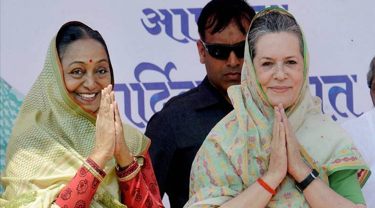 Meira Kumar, Opposition presidential candidate, Congress nominee, Ram Nath Kovind, presidential elections