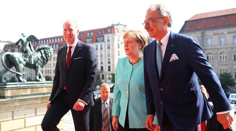 Germany, Angela merkel, German chancellor, free trade deal, G-20 powers, US Europe deal