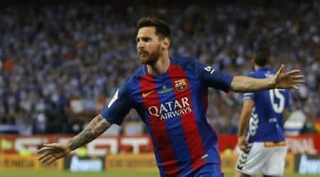 Lionel Messi's best goals, stunning skills and more; watchvideos