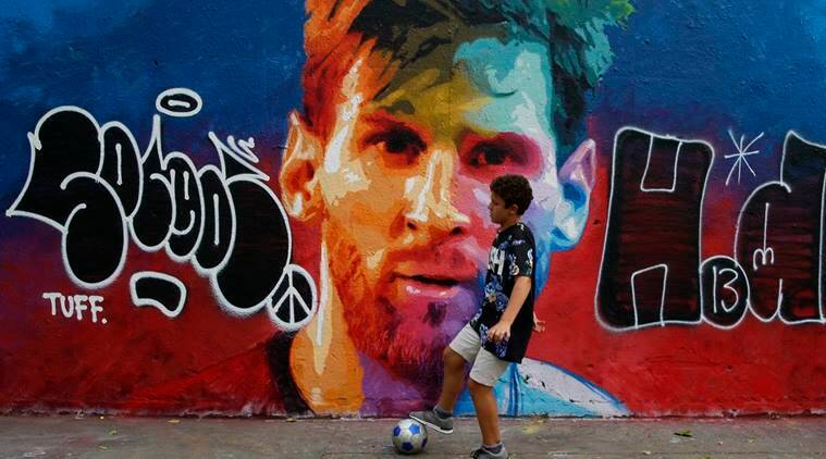 Lionel Messi, messi retirement, messi retires, Lionel Messi argentina, messi argentina, football news, sports news, indian express